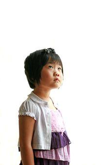 Free Little Girl Stock Image - 9374191