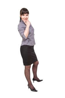 Free Businesswoman Stock Photography - 9374362