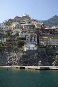 Free Positano, Italy Royalty Free Stock Photo - 9374515