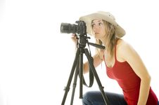 Free Photographer Stock Photography - 9374522