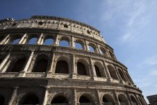 Free Colosseum, Rome Italy Stock Photography - 9374552