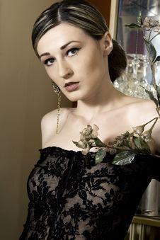 Free Beautiful Brunette Woman Stock Photos - 9374653
