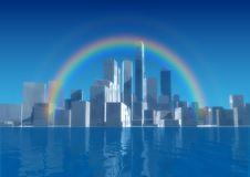 Free Rainbow Royalty Free Stock Photography - 9375467
