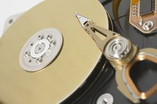 Free Hard Drive Details Royalty Free Stock Images - 9375549