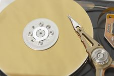 Free Hard Drive Details Royalty Free Stock Photos - 9375568