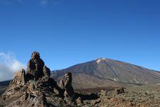 Free Cinchado Rock Of Los Roques Stock Photography - 9375632