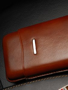 Free Cigarette Case Stock Image - 9375721