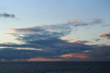 Free Sunset In Tenerife Island Royalty Free Stock Image - 9375806