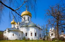 Free Cathedral Savvino Storozhevsky Monastery Stock Photo - 9377130