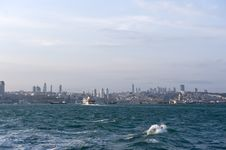 Free Bosporus Stock Photos - 9377353