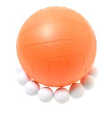 Free Ball For Volleyball Royalty Free Stock Photo - 9378495