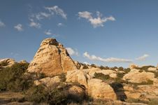 Free View Of Rocky Hills Stock Image - 9380021