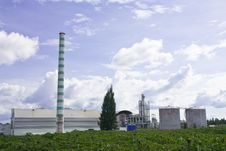 Free Ethanol Factory Stock Images - 9380304