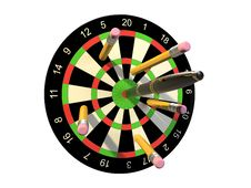 Free Darts Stock Images - 9384874