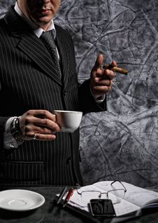 Free Businessman Stock Photos - 9385533