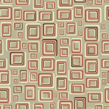 Free Seamless Background With Squares Stock Photo - 9385800
