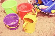 Free Beach Day Royalty Free Stock Images - 9386169