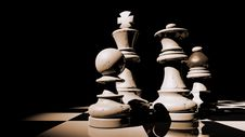 Free Chess Set Stock Photos - 9387363