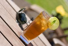 Free Ice Tea Stock Photos - 9387523