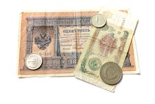 Free One Rouble Royalty Free Stock Image - 9387536