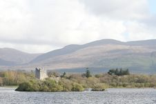 Free Ross Castle In Kerry Mountains, Killarney, Ireland Stock Photo - 9387990