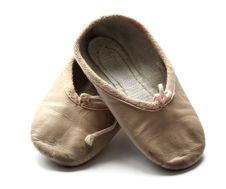 Free Ballet Shoes Stock Photography - 9388442