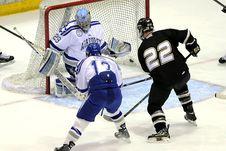 Free Ice Hockey Game Stock Image - 93866631