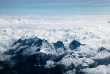 Free Landscape Photography Of Sea Of The Clouds Royalty Free Stock Images - 93866649