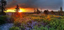 Free Autumn Sunset Stock Photo - 93866690