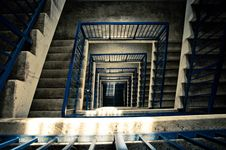 Free Stairway Under Construction Stock Photo - 93866850