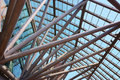 Free Glass Roof Of The Building Royalty Free Stock Photo - 9393275
