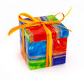 Free Gift Box Royalty Free Stock Photo - 9393905