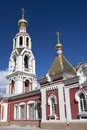 Free Part Of Orthodox Cathedral Stock Photography - 9398392