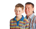 Free Father And Son Stock Image - 9399161