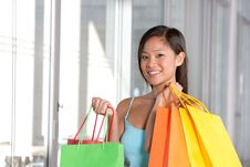 Free Shopping! Stock Images - 9390294