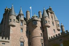 Free Fairy Tale Towers Of The Castle Stock Photo - 9390600