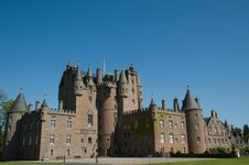 Free Looking At The Castle Royalty Free Stock Photos - 9390648