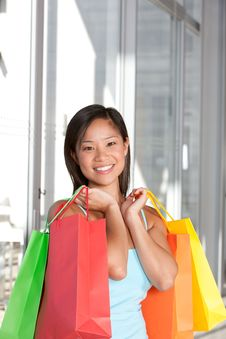 Free Shopping! Royalty Free Stock Photo - 9391025