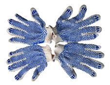 Free Gloves Stock Photo - 9391800