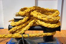 Free Yellow Towline Stock Photos - 9393223