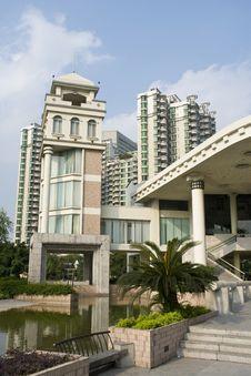 Free Foshan Jihua Park Stock Image - 9393491