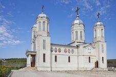 Free Monastery Royalty Free Stock Photo - 9394605