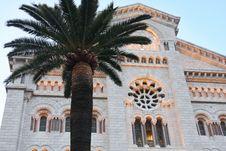 Free Catedral Del Principado De Monaco Royalty Free Stock Images - 9394899