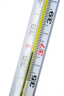 Free Thermometer Royalty Free Stock Images - 9394979