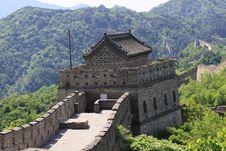 Free Great Wall Of China Royalty Free Stock Photos - 9395698