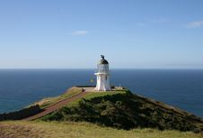 Free Cape Reinga Lighthouse Stock Photography - 9396132