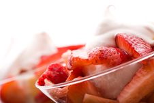 Free Strawberry Shortcake Royalty Free Stock Image - 9396616