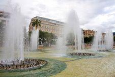 Free Plaza Massena Square Stock Photography - 9396792