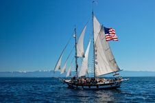 Free Tall Ship Sail Royalty Free Stock Images - 9397029