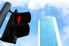 Free Traffic Light Stock Photography - 9397752